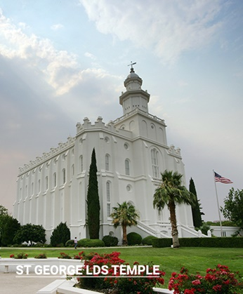 St. George LDS Temple
