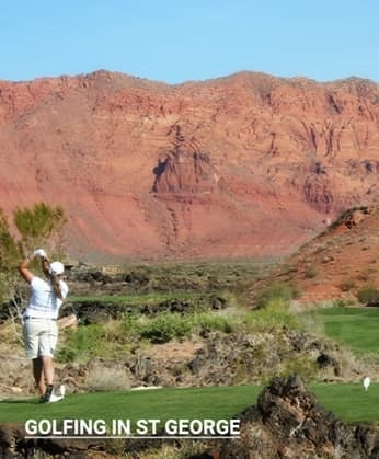 Golf in St. George